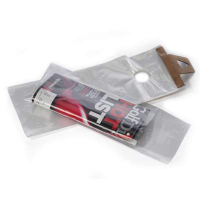 Door Knob Handle Poly Bags