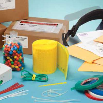 Packing List Envelopes, Poly Mailers and Ties