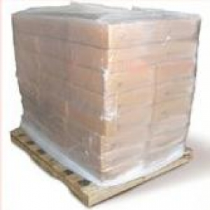 Pallet and product poly covers