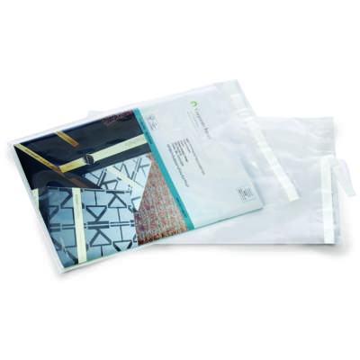 Tape Closure Poly Bags